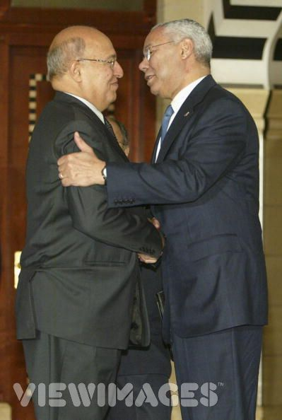 Nabil Shaath n'a pas toujours nourri des sentiments ambivalents vis-à-vis de l'administration Bush