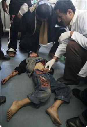 Les morts civils palestiniens à Gaza, morts faute à pas de chance