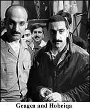 Deux soudards, dont un commis le massacre de Sabra et Chatila