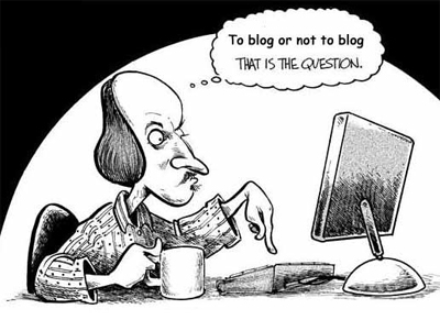2 blog or not 2 blog