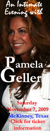 intimate evening with pamela geller