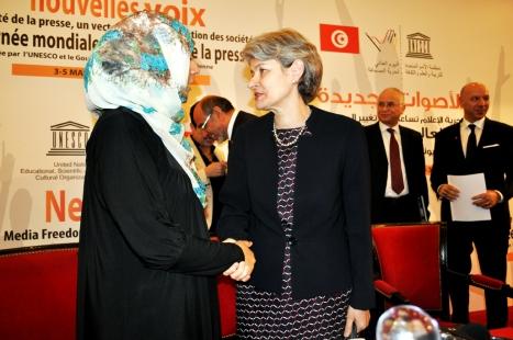 """""""Comment faire comprendre à Tawakkol Karman que sa mentalité et son attitude doivent évoluer?"""""""
