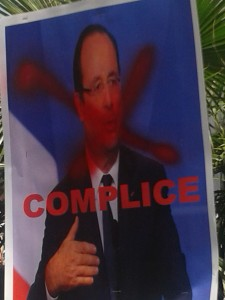 La rayonnement de la France sous Hollande se confirme.