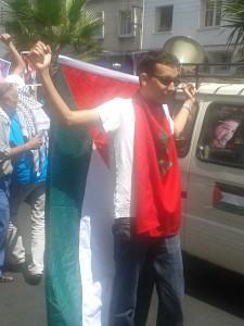 Maroc-Palestine, une réelle solidarité.
